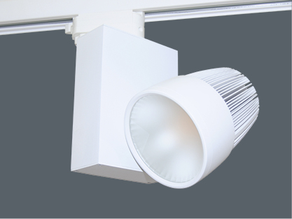 Frosted Optik für 10W LED Schienensystemleuchte