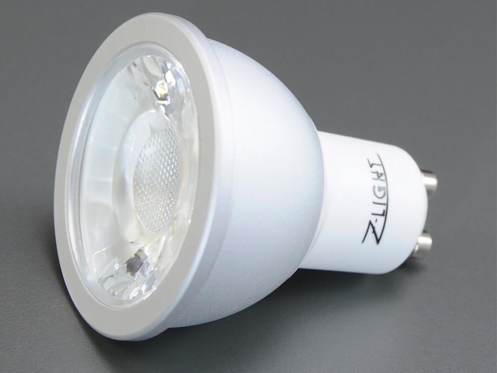 5W GU10 COB LED Strahler – Warmweiß – dimmbar
