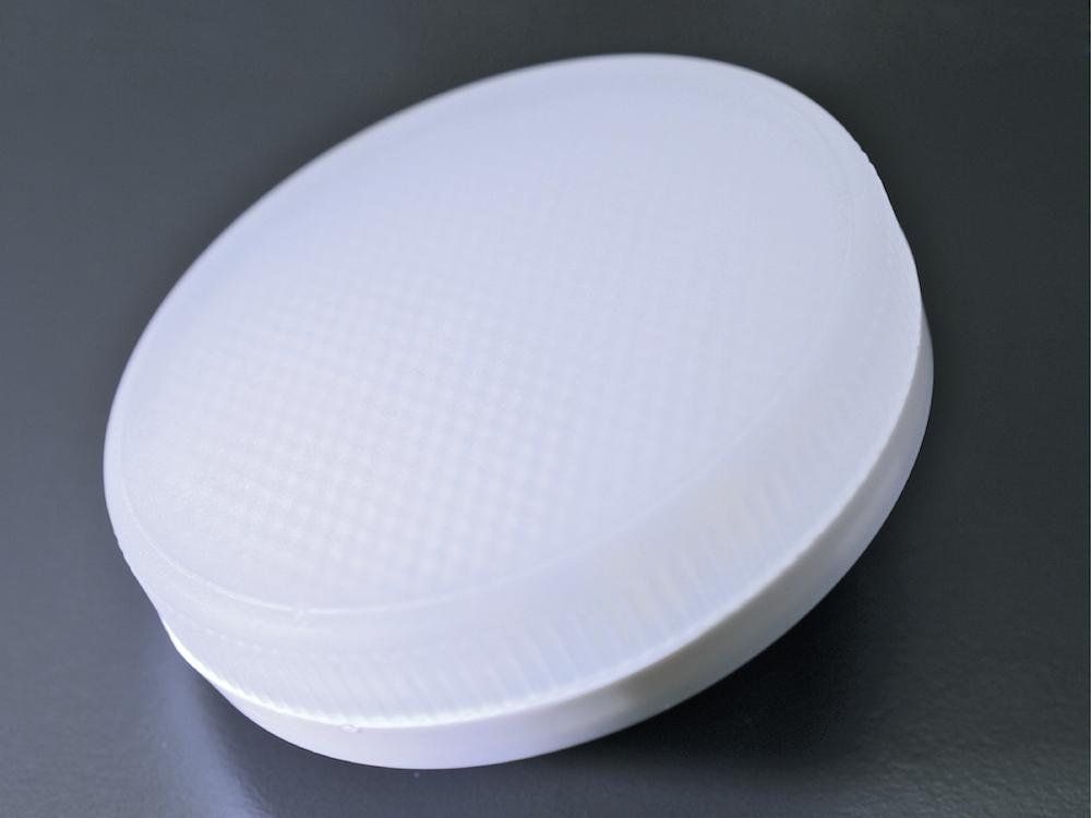 5.6W GX53 LED Strahler – Warmweiß