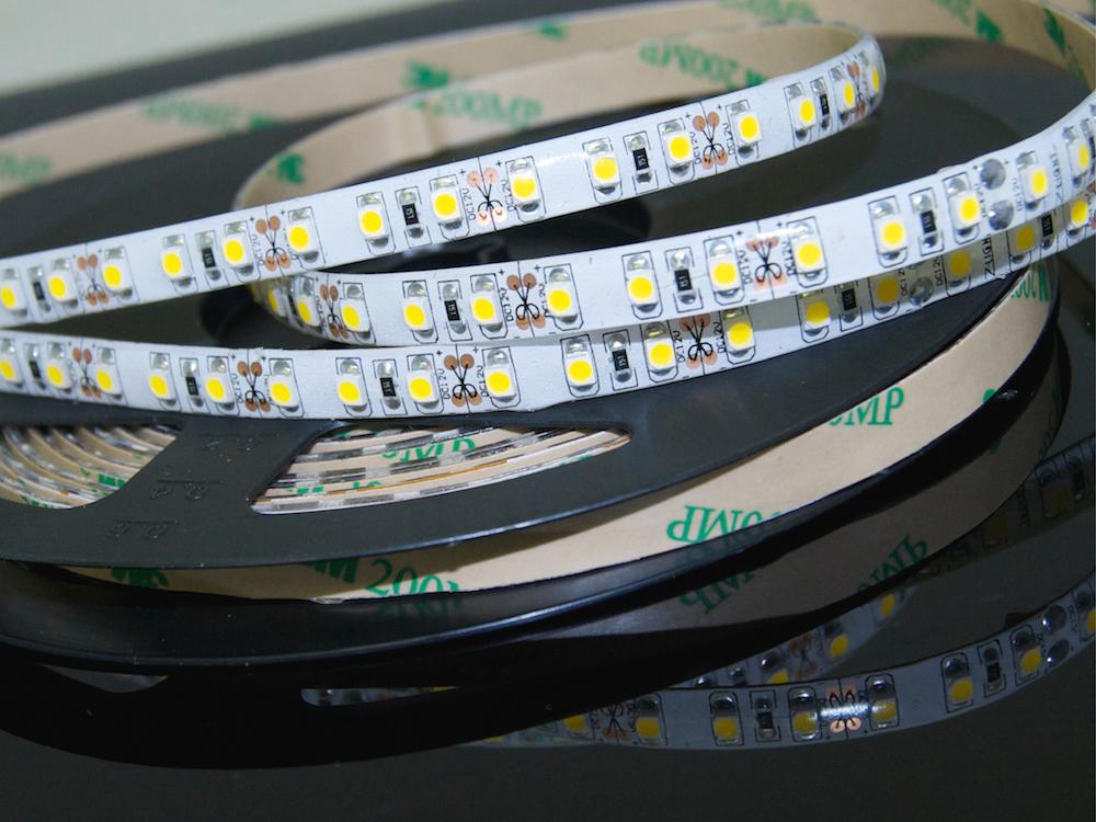 LED Band 120 x 3528 Kaltweiß – Wasserdicht