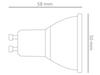 3W GU10 COB LED Strahler – Warmweiß